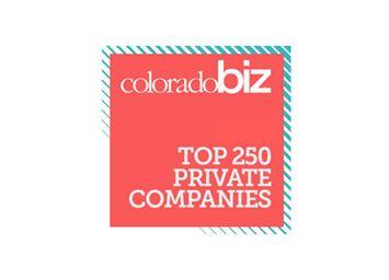 Top 250 Colorado Companies